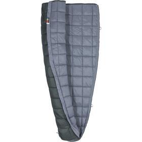 Marmot Micron 50 Schlafsack Long crocodile/grey storm